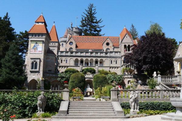 Замок Бори – пристанище любви длиною в жизнь