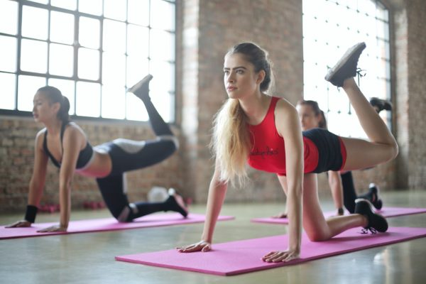Насколько эффективны групповые занятия фитнесом