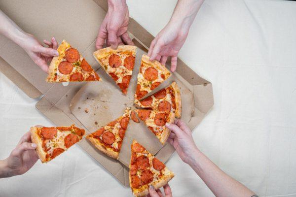 Пицца — любимое блюдо миллионов